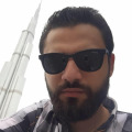 Ahmed Gaber, 29, Dubai, United Arab Emirates