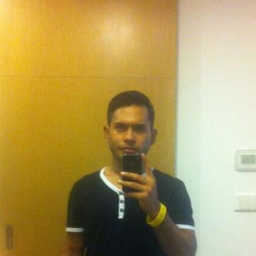 Lawrence D'silva, 33, Kuwait City, Kuwait
