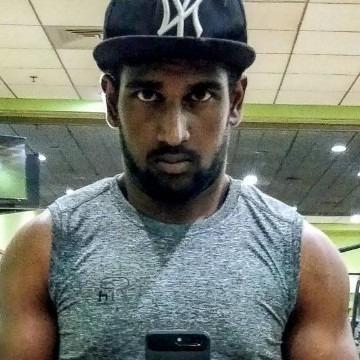 Vasanth Vass, 22, Hyderabad, India