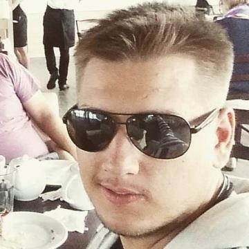 Mite Ristovski, 30, Skopje, Macedonia