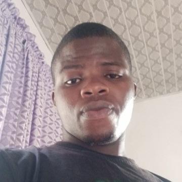 Sam Eni, 24, Ibadan, Nigeria