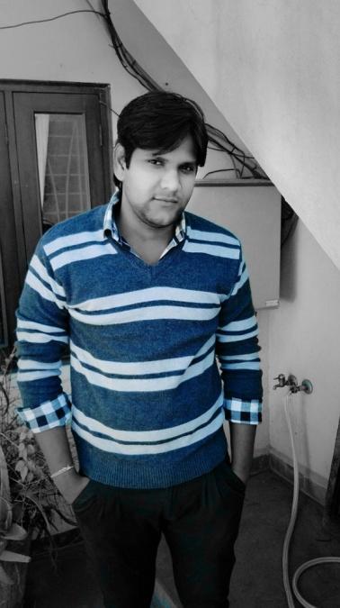 Raj Patidar, 29, Indore, India