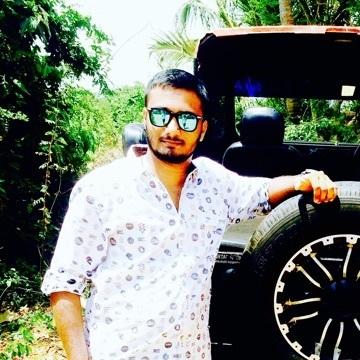 Anand Patel, 22, Ahmedabad, India