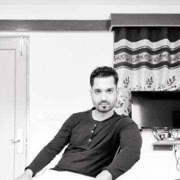 Aejaz, 30, Srinagar, India