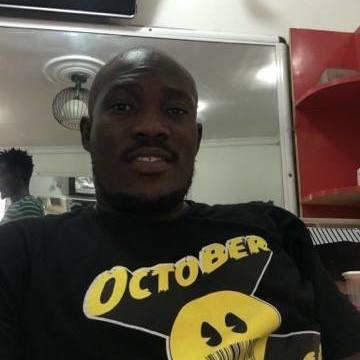Mikado Desmond, 28, Accra, Ghana