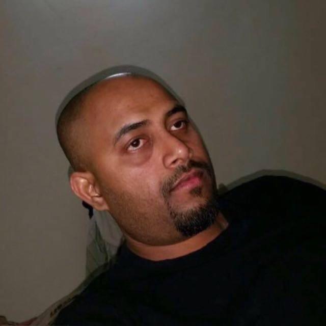 Mohammed Rafeeq, 40, Abu Dhabi, United Arab Emirates