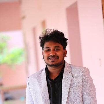 Anwesh, 26, Nellore, India