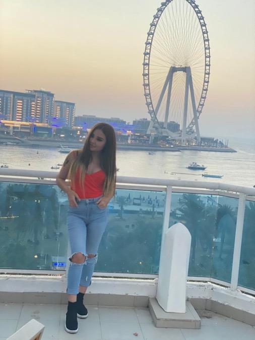 Shahzoda Akbarova, 22, Dubai, United Arab Emirates