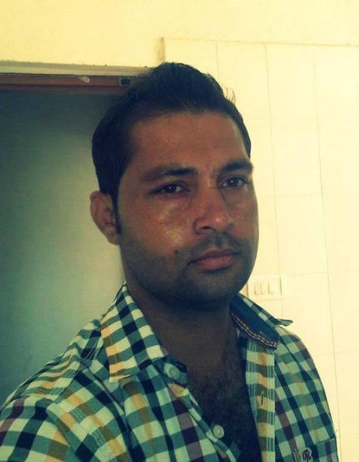 Jaipal Singh Jamwal, 36, Jammu, India