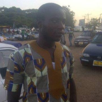mumin usher, 32, Kumasi, Ghana
