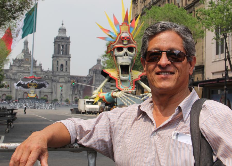 fernando, 67, Mexico City, Mexico
