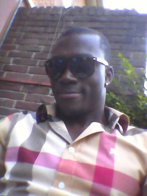 NELSON ATTA BAAH, 39, Accra, Ghana