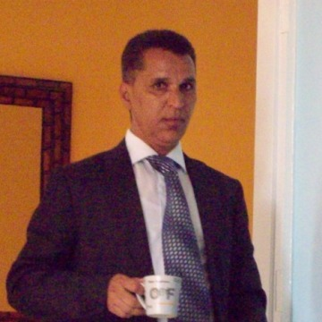 Mohamedou Elghourby, 51, Conakry, Guinea