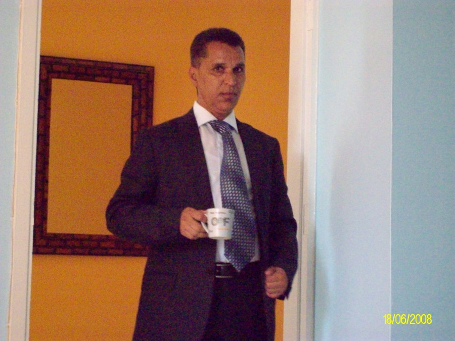 Mohamedou Elghourby, 53, Conakry, Guinea