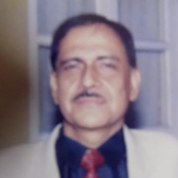 gopal tandon, 52, Margao, India