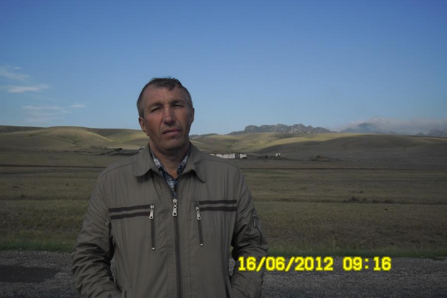Владимир Комендантов, 58, Karasuk, Russian Federation