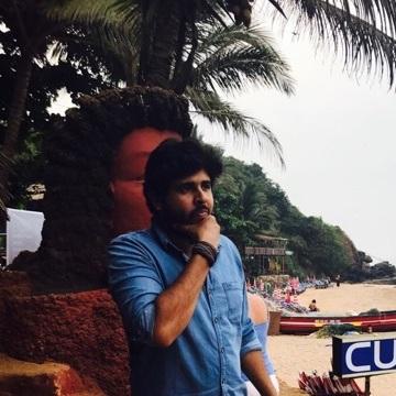 Shreyas Belavadi, 29, Bangalore, India