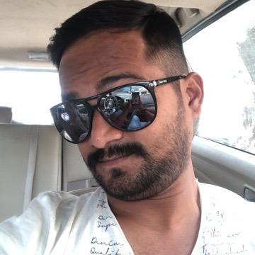Anant, 31, Pune, India