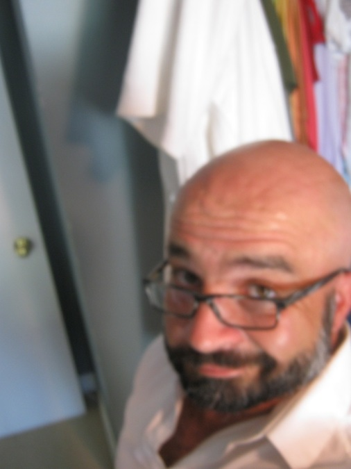 Chris Arabian, 47, Toronto, Canada