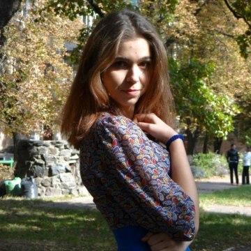 Катерина Лобань, 22, Kiev, Ukraine