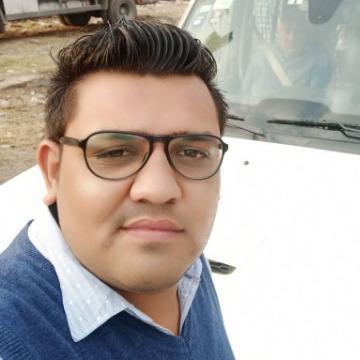 Gaurav Dangi, 29, New Delhi, India