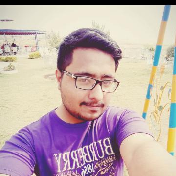 Kashif Khan, 26, Islamabad, Pakistan