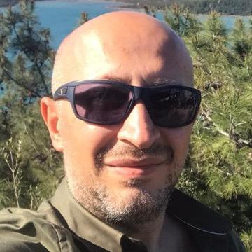 Erkan, 42, Istanbul, Turkey