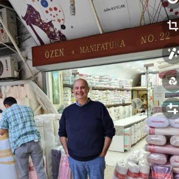 Selim Kutlar, 49, Istanbul, Turkey