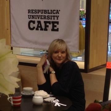 Olga, 43, Moscow, Russian Federation