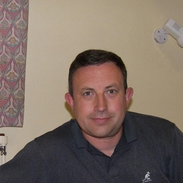 Jeff Moore, 45, Virginia, United States