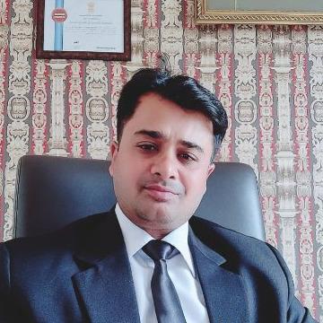 Gaurav Jain, 38, New Delhi, India