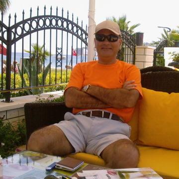 Müjdat, 55, Antalya, Turkey