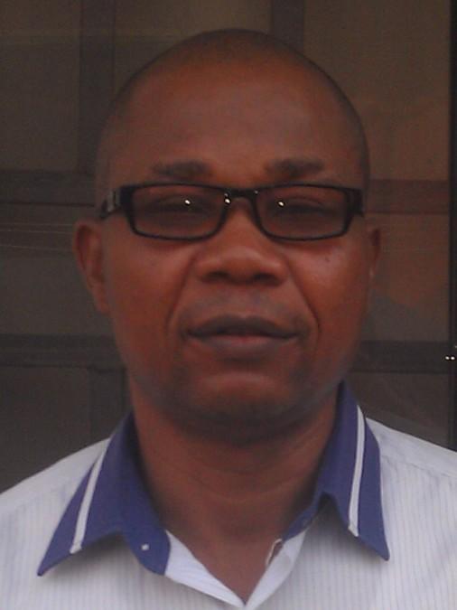 Martins Udoh, 44, Abuja, Nigeria