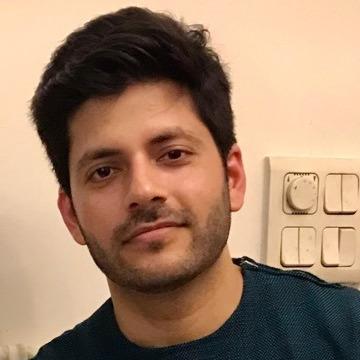 Rajat, 32, New Delhi, India
