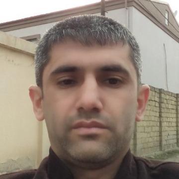 Niyameddin Babayev, 40, Baku, Azerbaijan