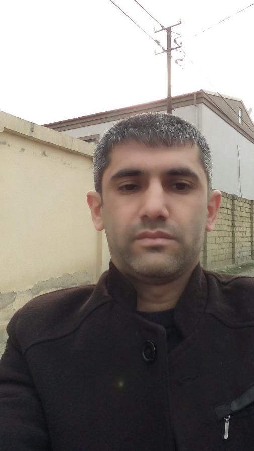 Niyameddin Babayev, 41, Baku, Azerbaijan
