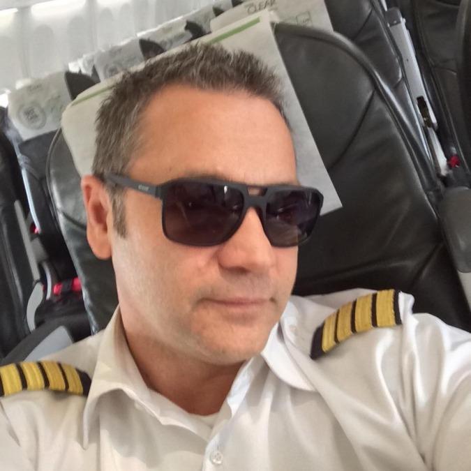 Murat Kizildağ, 51, Istanbul, Turkey