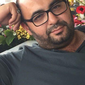 Ozgur Ipekci, 43, Ankara, Turkey