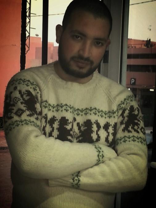 Amine, 30, Rabat, Morocco