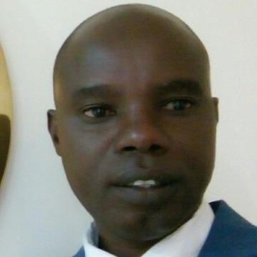 Cosmus Mwema, 46, Mombasa, Kenya