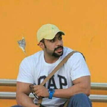 Ahmed, 31, Kuwait City, Kuwait