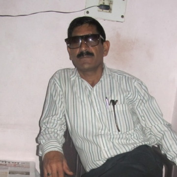 Satender Rawat, 53, New Delhi, India