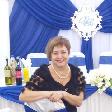 ГАЛИНА, 60, Donetsk, Ukraine