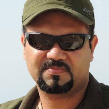 Ahmed M Abdelwahab, 42, Cairo, Egypt