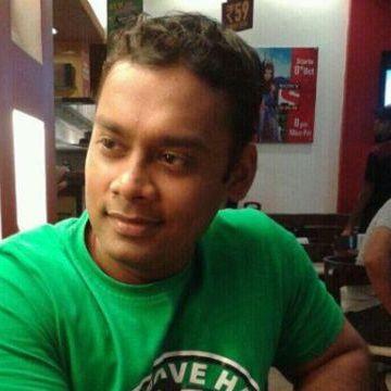Sandy, 36, Gurgaon, India