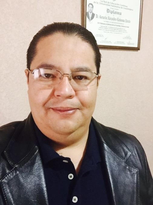 Gerardo Ldsm, 40, Mexico City, Mexico