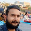 Adi Yogi, 30, Naini, India