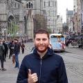 Hossam Ahmed, 30, Kuwait City, Kuwait