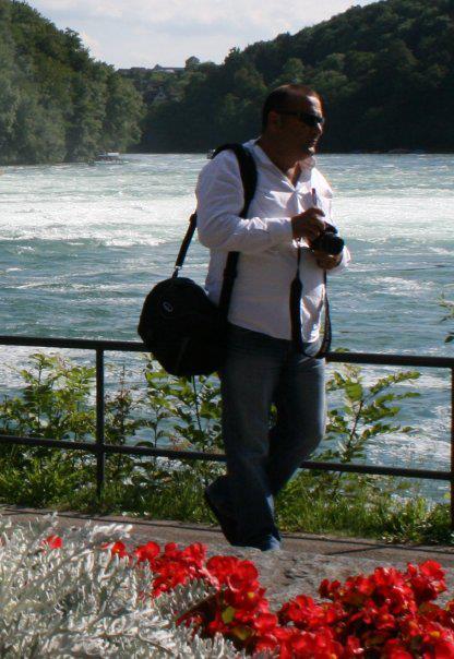 Selahattin Çelik, 52, Antalya, Turkey