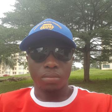 Keef bang, 25, Kumasi, Ghana
